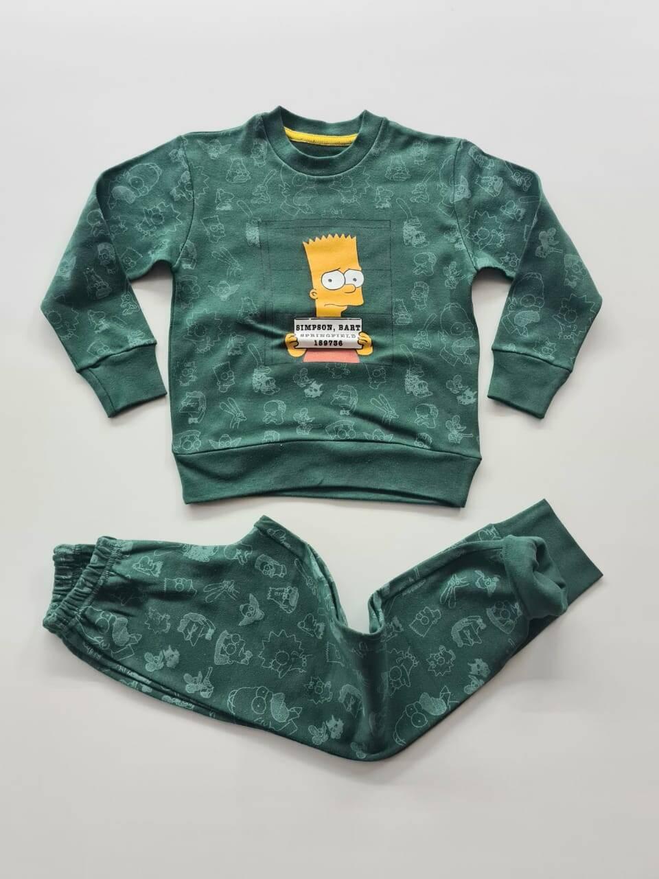 Imagen carrousel Pijama Bart nene 5