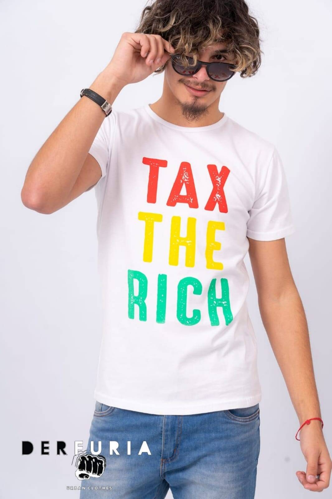 Imagen producto TAX THE RICH 4