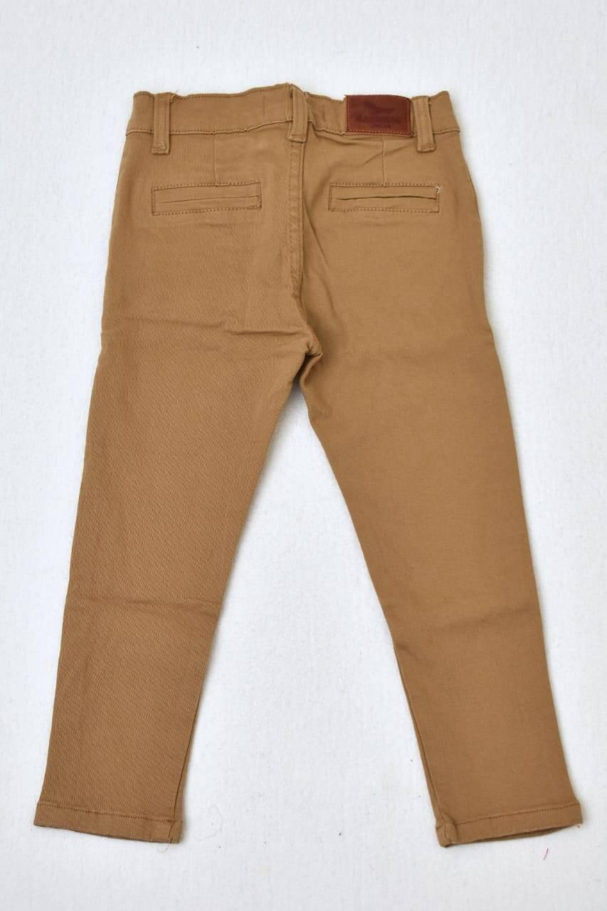Imagen producto pantalón de gabardina niño 20